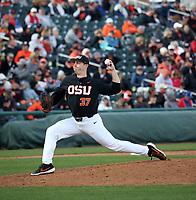Brandon Eisert - 2019 - Oregon State Beavers (Bill Mitchell)