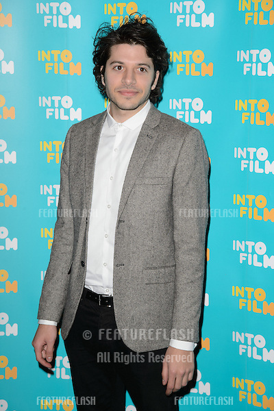 Dimitri Leonidas arrives for the Into Film Awards 2015 at the Empire Leicester Square, London. 24/03/2015 Picture by: Steve Vas / Featureflash