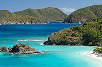 Trunk Bay<br /> Virgin Islands National Park<br /> St. John, U.S. Virgin Islands
