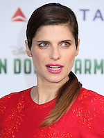 HOLLYWOOD, CA - MAY 6:  Lake Bell at the Premiere Of Disney's 'Million Dollar Arm'  on May 6, 2014 at El Capitan Theatre in Hollywood, California. Credit: SP1/Starlitepics /nortephoto.com