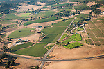 Over Amador County-Shenandoah Valley--Amador Flower Farm, Karmere Winery