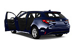 Car images close up view of a 2019 Toyota Corolla Touring Sports Dynamic 5 Door Wagon doors