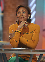 January 12, 2021.  Robin Roberts at  Good Morning America in New York January 12, 2021 Credit:RW/MediaPunch