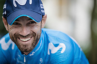 Alejandro Valverde (ESP/Movistar)<br /> <br /> Le Grand Départ 2018<br /> 105th Tour de France 2018<br /> ©Kramon