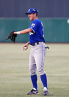 Lane Adams - AZL Royals (2009 Arizona League).Photo by:  Bill Mitchell/Four Seam Images..
