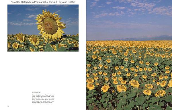 "From: ""Boulder, Colorado: A Photographic Portrait"" by John Kieffer. <br /> Personal photo tours of Boulder."