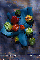 Gastronomie Générale: Piments des Antilles