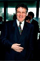 Environment Minister Paul Begin in April 1998<br /> Paul BÈgin, Ministre de l'environnement du QuÈbec, en 1998<br />  photo by Pierre Roussel / Images Distribution