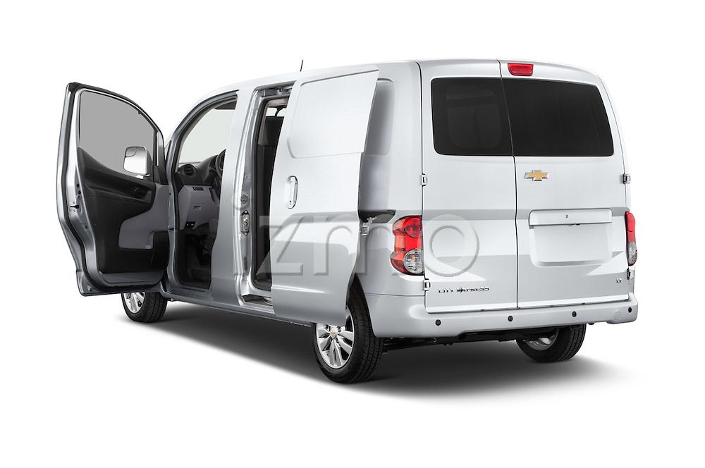 Car images of2017 Chevrolet City Express LT 5 Door Cargo Van Doors