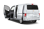 Car images of2017 Chevrolet City Express LT 5 Door Cargo Van Doors