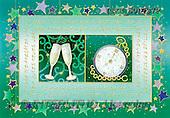 Isabella, CHRISTMAS SYMBOLS, corporate, paintings, watch, glasses(ITKE501737,#XX#) Symbole, Weihnachten, Geschäft, símbolos, Navidad, corporativos, illustrations, pinturas