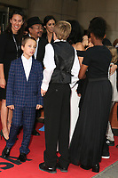 KNOX, SHILOH AND ZAHARA JOLIE-PITT - RED CARPET OF THE FILM 'FIRST THEY KILLED MY FATHER' - 42ND TORONTO INTERNATIONAL FILM FESTIVAL 2017