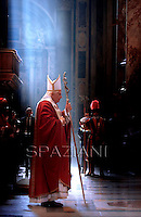 the Saint Padre Benedict XVI will preside, today 2 February,2007, the Altar of the Chair of the Basilica of Saint Peter, the Esequiale Liturgy of the Cardinal Antonio María Javierre Ortas, S.D.B., emerito Prefetto of the Congregation for the Divine Cult and the Discipline of the Sacramenti, died this morning to Rome, to the age of 85 years.