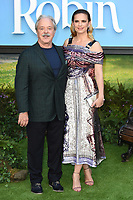 """Jim Cummings and Hayley Atwell<br /> arriving for the """"Christopher Robin"""" premiere at the BFI Southbank, London<br /> <br /> ©Ash Knotek  D3416  05/08/2018"""