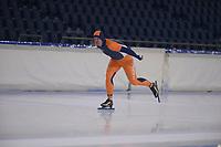 SCHAATSEN: HEERENVEEN: 06-11-2018, IJsstadion Thialf, trainingswedstrijd (Masters), ©foto Martin de Jong