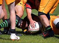 210403 National Deaf Rugby Championship - Central v Southern