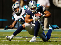 The Carolina Panthers vs. the Dallas Cowboys at Bank of America Stadium in Charlotte, North Carolina.Photos by: Patrick Schneider Photo.com