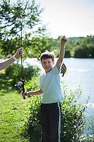 Verona Park Fishing