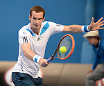 Andy Murray (GBR) defeats Go Soeda (JPN) 6-1, 6-1, 6-3
