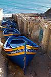 Amderdizin,petit port de pêche au bout du monde.Amderdizin, small fishing harbour