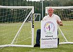26.08.2019 Hillwood Community Trust football pitches: Ian Durrant