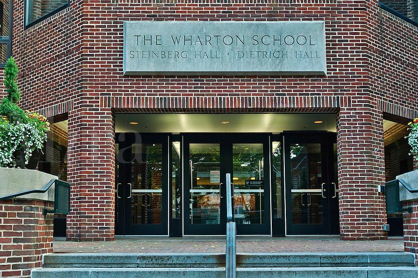 The Wharton School of Business at the University of Pennsylvania, Philadelphia, PA, USA