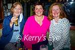 Enjoying the evening in Sean Og's on Saturday, l to r: Eileen Murphy, Ann Boyle and Jane Boland.