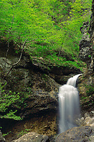 Eden Falls<br /> Lost Creek Trail<br /> Buffalo National River<br /> Arkansas