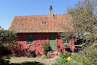 Haus des Henkers auf Frederiksø, Ertholmene (Erbseninseln) bei Bornholm, Dänemark, Europa<br /> House of the hangman on  Frederiksø, Ertholmene, Isle of Bornholm Denmark