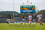 Gavin White, Kerry, during the Allianz Football League Division 1 Semi-Final, between Tyrone and Kerry at Fitzgerald Stadium, Killarney, on Saturday.