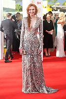 Eleanor Tomlinson<br />  arriving at the Bafta Tv awards 2017. Royal Festival Hall,London  <br /> ©Ash Knotek