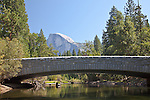 The Merced River in Yosemite National Park, CA, USA