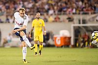 Orlando, FL - Saturday July 22, 2017: Christian Eriksen during the International Champions Cup (ICC) match between the Tottenham Hotspurs and Paris Saint-Germain F.C. (PSG) at Camping World Stadium.