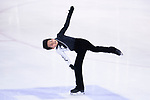Wai Sum Lam of Hong Kong competes in Advanced Novice Boys group during the Asian Open Figure Skating Trophy 2017 on August 02, 2017 in Hong Kong, China. Photo by Marcio Rodrigo Machado / Power Sport Images