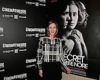 Constance ROUSSEAU - Avant-premiere du film ' Le Secret de la Chambre Noire ' de Kiyoshi Kurosawa - La Cinematheque francaise 6 fevrier 2017 - Paris - France