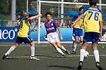 The U-12 Junior Cup Final, part of the HKFC Citi Soccer Sevens 2017 on 28 May 2017 at the Hong Kong Football Club, Hong Kong, China. Photo by Chris Wong / Power Sport Images