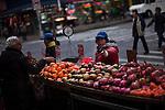 Around 100,000 people from china are living at Manhattan's Chinatown