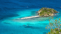 Leinster Bay<br /> Virgin Islands National Park<br /> St. John, US Virgin Islands