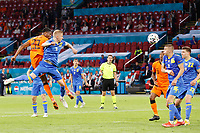 AMSTERDAM, 13-06-2021 Johan Cruyff Arena, Group stage of EURO2020 between Netherlands and Ukraine. Denzell Dumfries scores 3-2<br /> Photo Pro Shots / Insidefoto <br /> ITALY ONLY