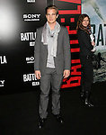 Tqaylor Handley at The Columbia Pictures' Premiere of BATTLE: LOS ANGELES held at The Grauman's Chinese Theatre in Hollywood, California on March 08,2011                                                                               © 2010 Hollywood Press Agency