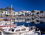 ESP, Spanien, Balearen, Menorca, Fornells: Fischerdorf an der Nordkueste | ESP, Spain, Balearic Islands, Menorca, Fornells: fishing village at the north coast