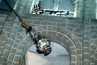 Kathedrale, Butafumeiro (Weihrauchkessel), Santiago de Compostella, Galicien, Spanien