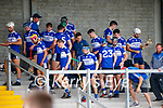 The St Brendans team during the County Senior hurling Semi-Final between St. Brendans and Causeway at Austin Stack park on Sunday.