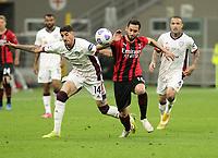 Milano 12-05 2021<br /> Stadio Giuseppe Meazza<br /> Serie A  Tim 2020/21<br /> Milan - Cagliari<br /> Nella foto: Hakan Calhanoglu                                     <br /> Antonio Saia Kines Milano