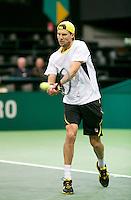 10-02-14, Netherlands,Rotterdam,Ahoy, ABNAMROWTT,, , Andreas Seppi(ITA) <br /> Photo:Tennisimages/Henk Koster