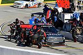 NASCAR Camping World Truck Series<br /> Alpha Energy Solutions 250<br /> Martinsville Speedway, Martinsville, VA USA<br /> Saturday 1 April 2017<br /> Ben Rhodes pit stop<br /> World Copyright: Scott R LePage/LAT Images<br /> ref: Digital Image lepage-170401-mv-2920