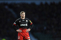 Chris Ashton of Saracens during the Premiership Rugby match between Saracens and Worcester Warriors - 28/11/2015 - Twickenham Stadium, London<br /> Mandatory Credit: Rob Munro/Stewart Communications