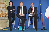 Jean-vincent PlacÈ,Christian Eckert - Clarification sur le bulletin de salaire - Paris, France - 20/02/2017