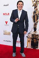 PASADENA, CA, USA - OCTOBER 10: Antonio Jaramillo arrives at the 2014 NCLR ALMA Awards held at the Pasadena Civic Auditorium on October 10, 2014 in Pasadena, California, United States. (Photo by Celebrity Monitor)