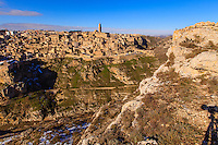 Europe,Italy,Basilicata, Matera, capital of Culture, World Heritage Site,Murgia
